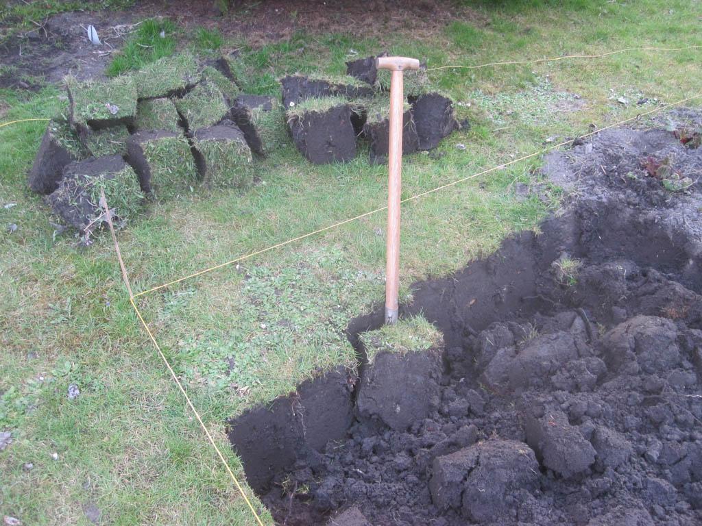 Garten umgraben for Boden umgraben